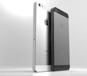 First look at iPhone 5: White and Black