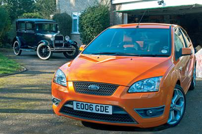 Ford Focus ST images