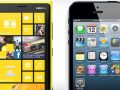 iPhone 5 vs Nokia Lumia 920