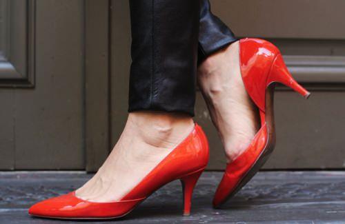How to Look Good in Heels1