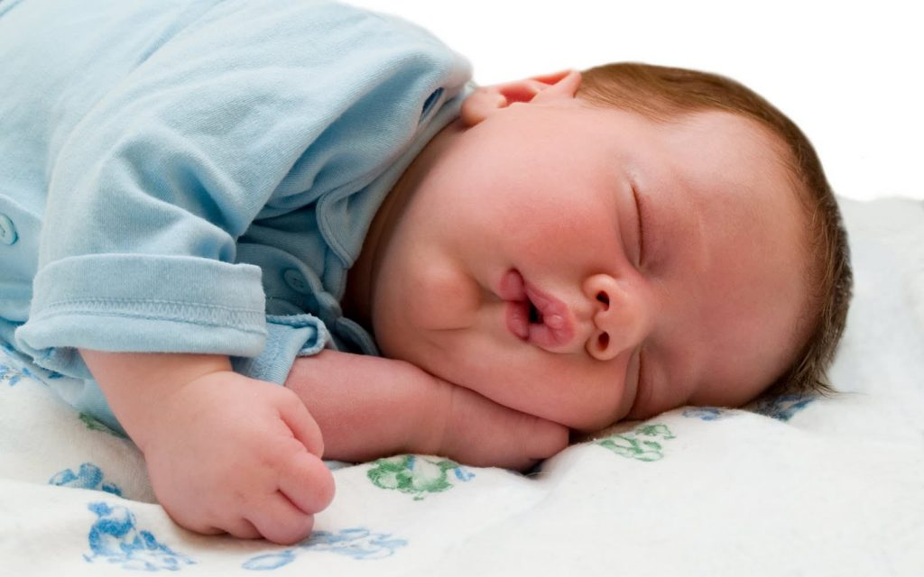how to change baby sleep pattern