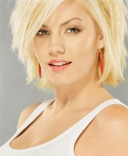 Medium Length Hairstyles for Round Faces, Hairstyles for Round Faces