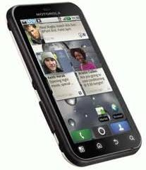 Motorola Defy Rugged Android Phone