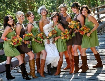 dresses that go with cowboy boots