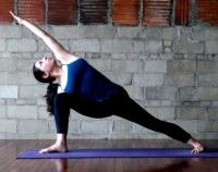 Side Angle stretch