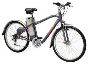 iZip Electric Bicycles