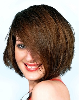 Best Hairstyles for Fat Faces Women