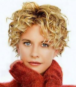 Hairstyles for Women Over 50 with Curly Hair, Older Women Haircuts