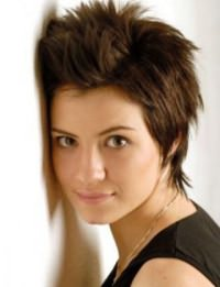 pixie cut hairstyle