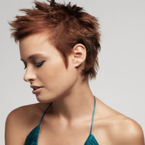 Short Spikey Hairstyles for women over 40, Spiky Haircuts?