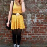 Cute Dresses to Wear with Converse