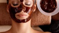 homemade chocolate face pack