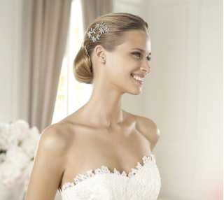 what jewelry to wear with ivory wedding dress