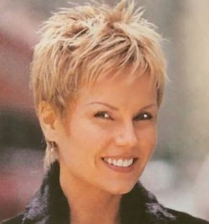 Very Short Layered Hairstyles for Women Over 50