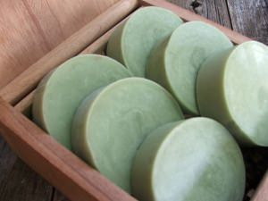 How To Make Green Tea Soap